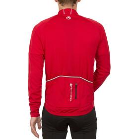 Endura Xtract Koszulka rowerowa z długim rękawem Mężczyźni, red